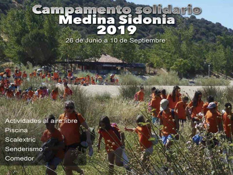 Campamento Solidario 2019